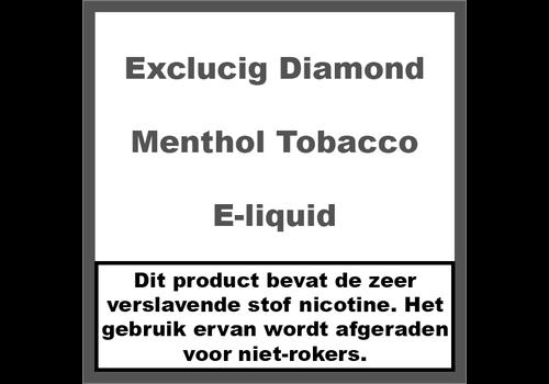 ExcluCig Diamond Label Menthol Tobacco