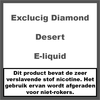 ExcluCig Diamond Label Desert