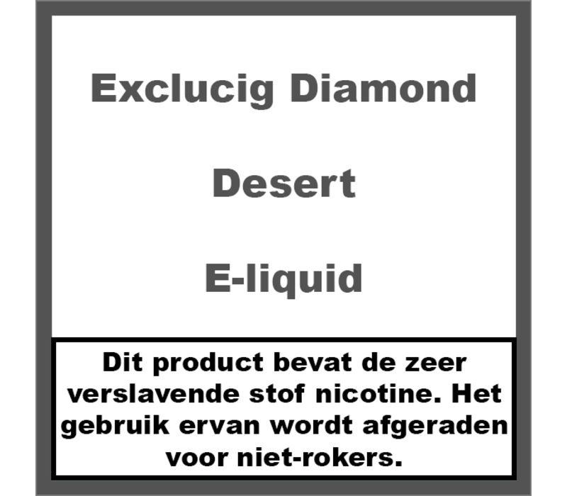 Diamond Label Desert