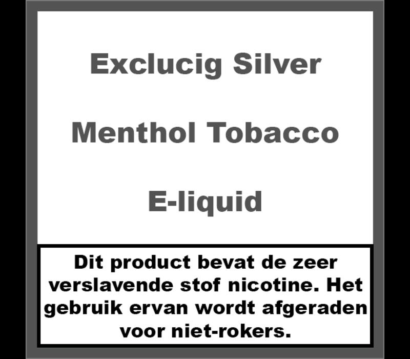 Silver Label Menthol Tobacco