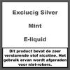 ExcluCig Silver Label Mint