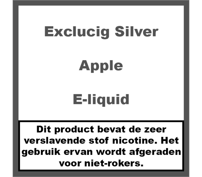 Silver Label Apple