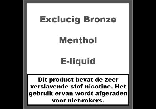 ExcluCig Bronze Label Menthol