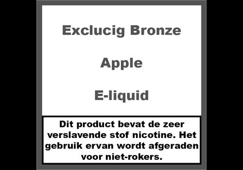 ExcluCig Bronze Label Apple