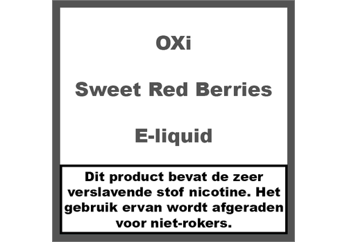 OXi Sweet Red Berries