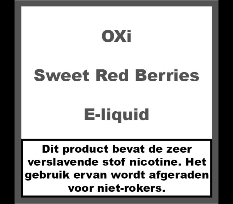 Sweet Red Berries