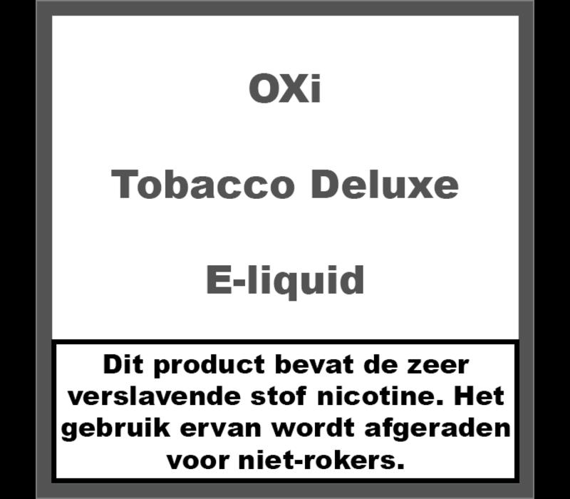 Tobacco Deluxe