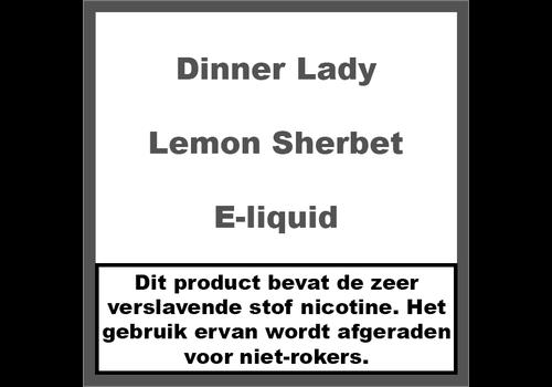 Dinner Lady Lemon Sherbet