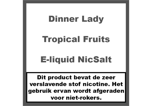 Dinner Lady Tropical Fruits