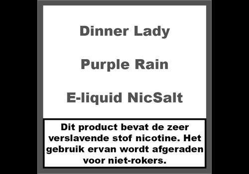 Dinner Lady Purple Rain