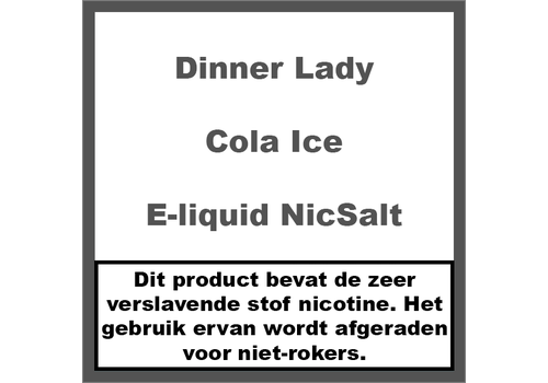 Dinner Lady Cola Ice
