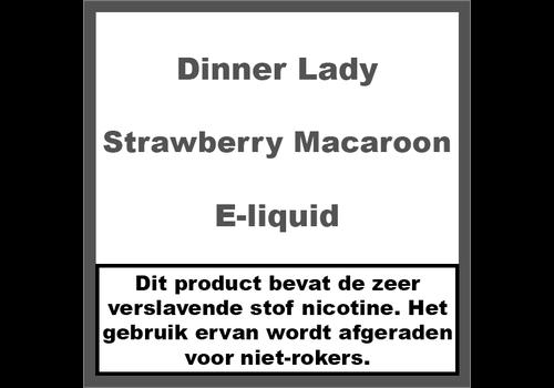 Dinner Lady Strawberry Macaroon