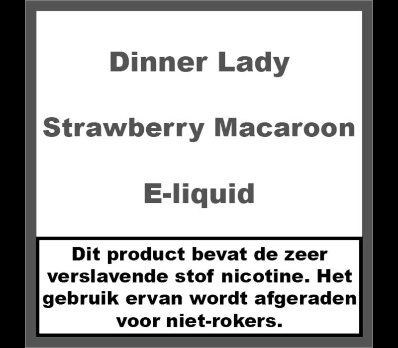 Strawberry Macaroon