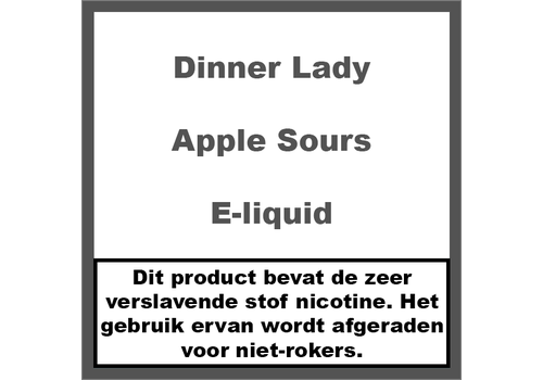 Dinner Lady Apple Sours