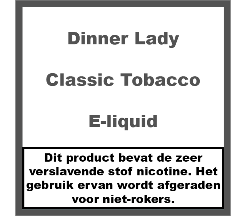 Classic (Smooth Tobacco)