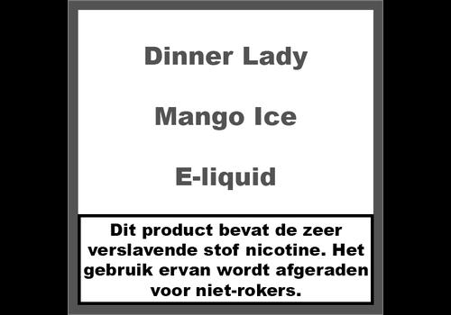 Dinner Lady Mango Ice