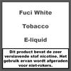 Fuci White Label Tobacco
