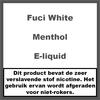 Fuci White Label Menthol
