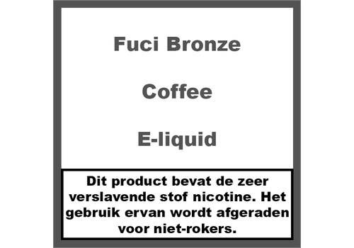 Fuci Bronze Label Coffee