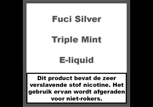 Fuci Silver Label Triple Mint