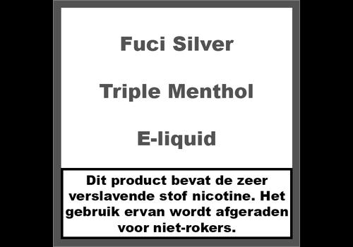 Fuci Silver Label Triple Menthol