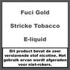 Fuci Gold Label Stricke Tobacco