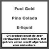 Fuci Gold Label Pina Colada