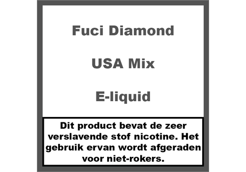 Fuci Diamond Label USA Mix