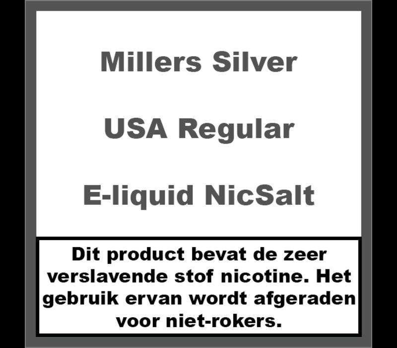 USA Regular NicSalt