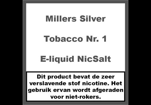 Millers Juice Silverline Tobacco Nr. 1 NS