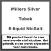 Millers Juice Silverline Tabak NicSalt