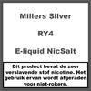 Millers Juice Silverline RY4 NicSalt