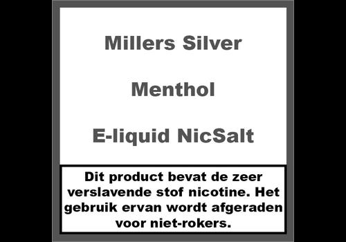 Millers Juice Silverline Menthol NS