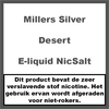 Millers Juice Silverline Desert NicSalt