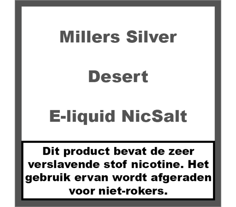 Desert NicSalt
