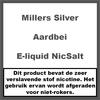 Millers Juice Silverline Aardbei NicSalt