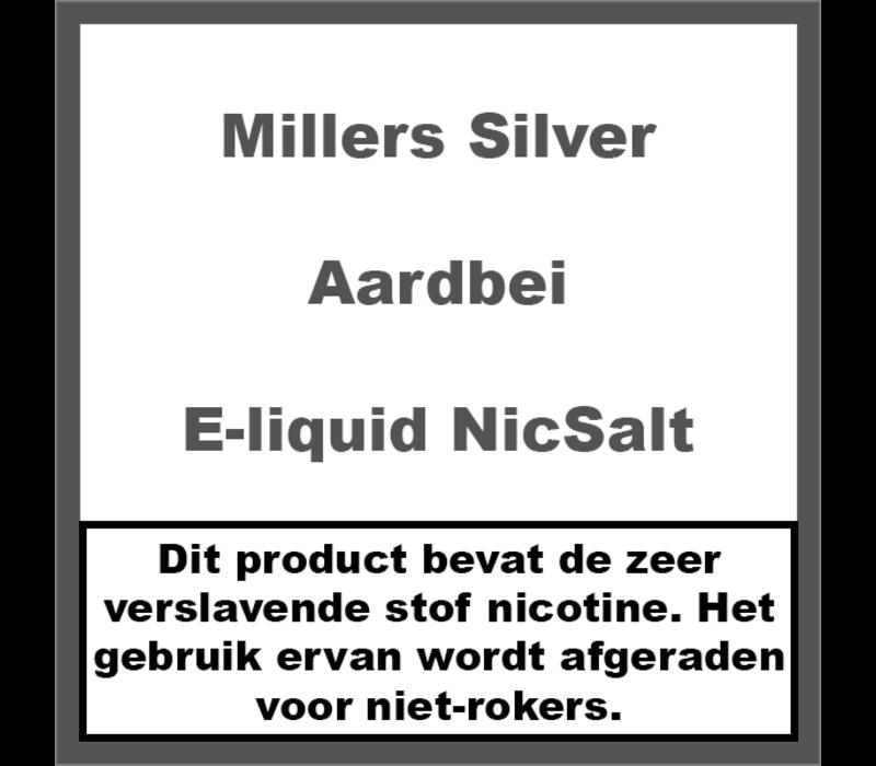 Aardbei NicSalt