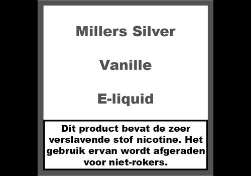 Millers Juice Silverline Vanille