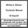 Millers Juice Silverline Turkish Blend