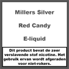 Millers Juice Silverline Red Candy