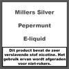 Millers Juice Silverline Pepermunt