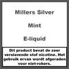 Millers Juice Silverline Mint