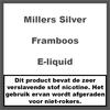Millers Juice Silverline Framboos