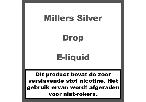 Millers Juice Silverline Drop
