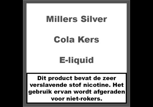 Millers Juice Silverline Cola Kers