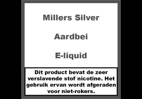 Millers Juice Silverline Aardbei