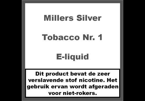 Millers Juice Silverline Tobacco Nr. 1