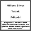 Millers Juice Silverline Tabak
