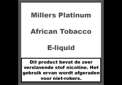 Millers Platinum Line African Tobacco