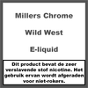 Millers Chrome Line Wild West
